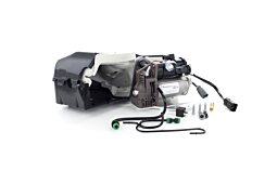Compressor de suspensão a ar Range Rover Sport (com VDS) incl. caixa, kit de admissão/descarga (2010-2013) LR061663