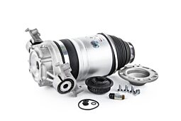 Bolsa de ar (Mola pneumática) VW Touareg II Suspensão Traseira Esquerda 7P6616503G