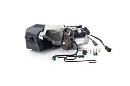Compressor de suspensão a ar Land Rover Discovery 3 incl. caixa, kit de admissão/descarga (2004-2009) LR061663